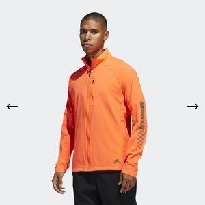 Adidas Water-Repellent Reflectivity Light Jacket L